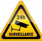 Surveillance cartoon