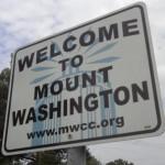 Welcome to Mt. Washington